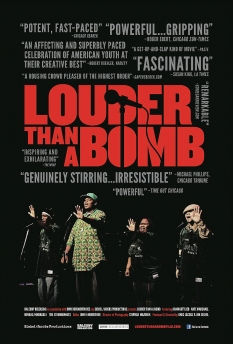 Louder than a Bomb DVD cover
